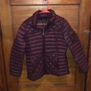 Burgundy Ralph Lauren Coat